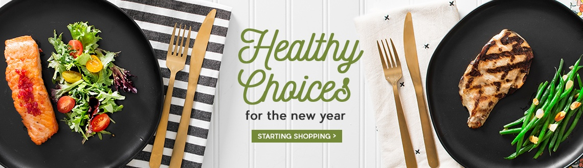 Healthy Choices for the New Year!