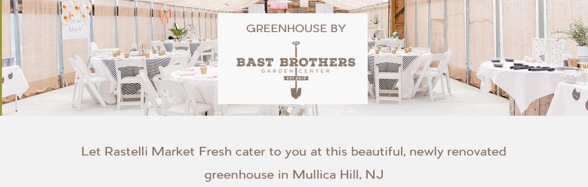 Rastelli: Catering Events